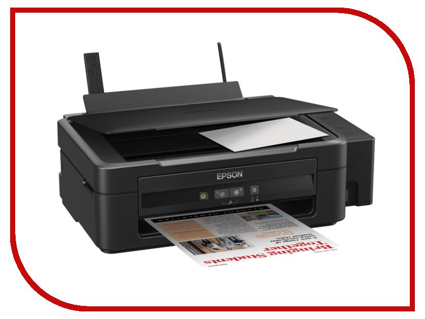МФУ Epson L222 C11CE56403 принтер струйный мфу epson l222