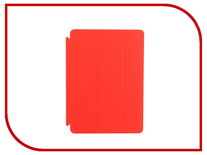 ��������� ����� APPLE iPad Air Smart Cover Red MGTP2ZM/A