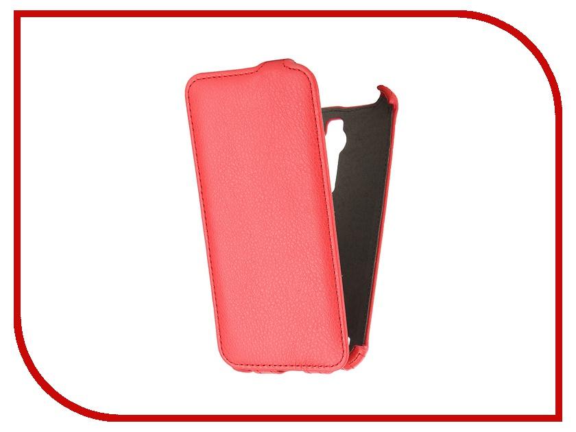 Аксессуар Чехол-флип ASUS ZenFone 2 ZE551ML SkinBox Red T-FC-AZ2<br>