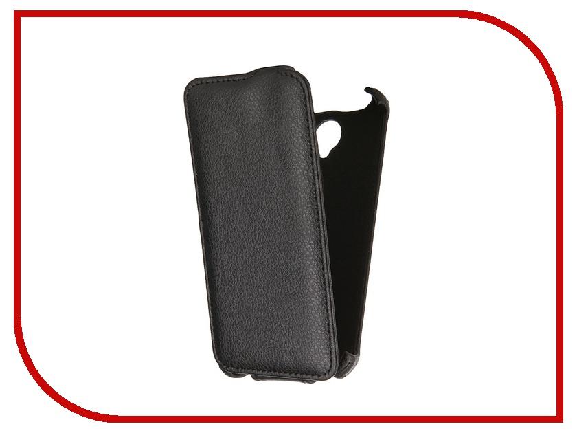 ��������� �����-���� Lenovo A5000 SkinBox Black T-FC-LA5000