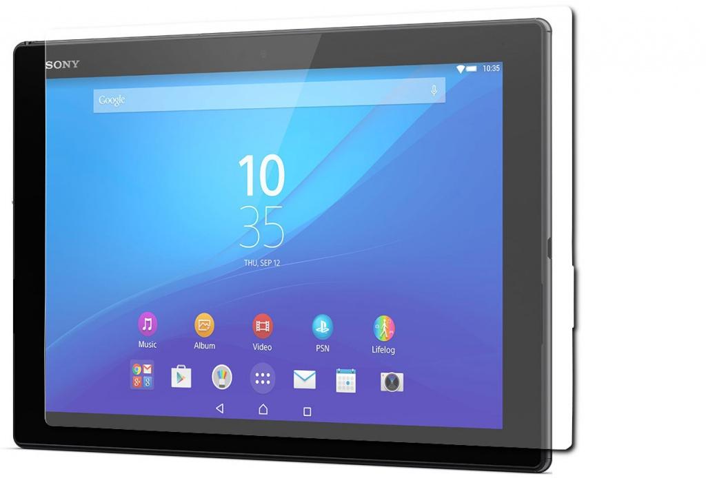Аксессуар Защитное стекло Sony Xperia Z4 Tablet BROSCO TABZ4-SP-GLASS