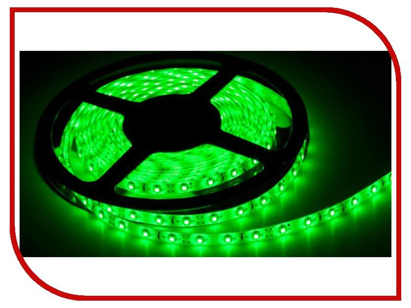 Светодиодная лента ASD LS 35G-60/33 60LED 4.8W/m 12В 5m IP33 Green 4690612002392