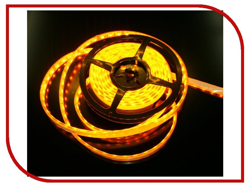 Светодиодная лента ASD LS 35Y-60/33 60LED 4.8W/m 12В 5m IP33 Yellow 4690612002415