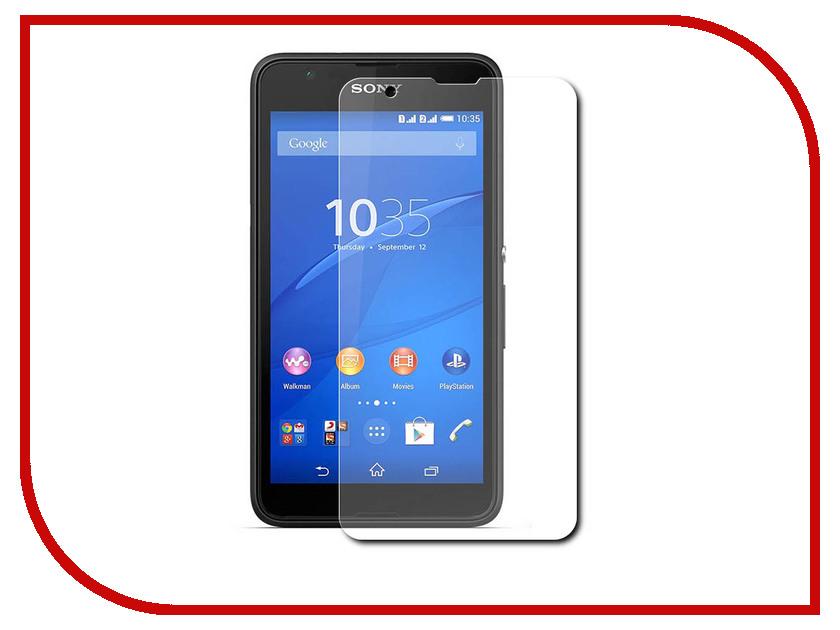 ��������� �������� ������ Sony Xperia E4G BROSCO 0.3mm E4G-SP-03-GLASS