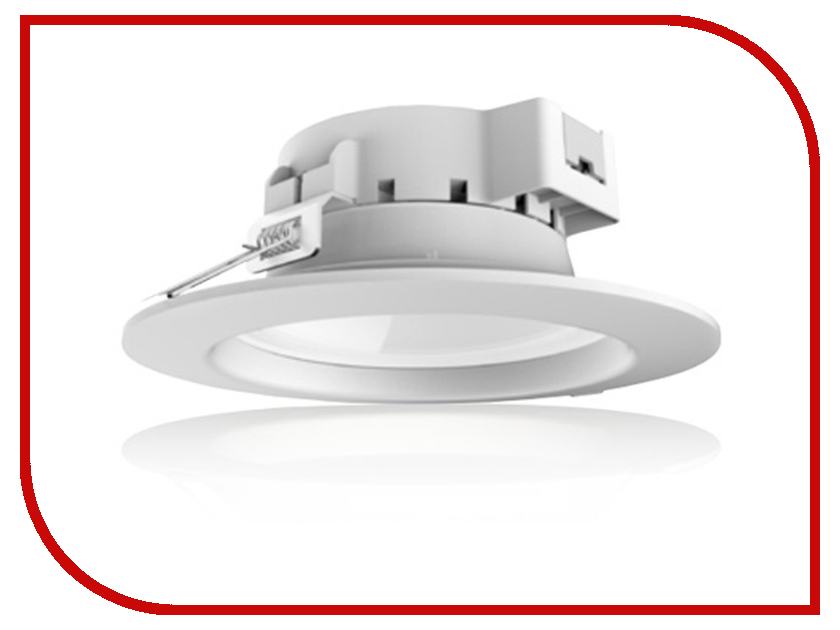 Светильник ASD DL-1541 15W 160-260V 4000K White SMD 4690612003849<br>
