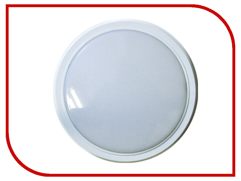 Светильник ASD СПБ-2Д 210-10 10W IP40 с датчиком White 4690612002552