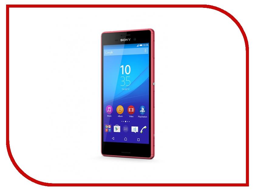 Сотовый телефон Sony E2303 Xperia M4 Aqua Coral<br>