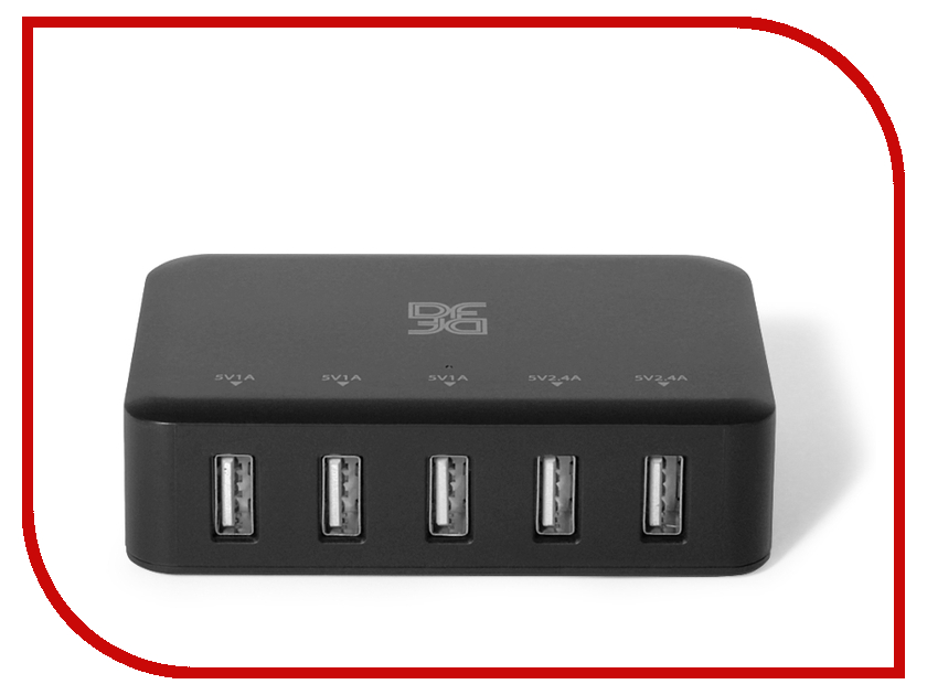 �������� ���������� DF 5xUSB PORT-CHARGER-02