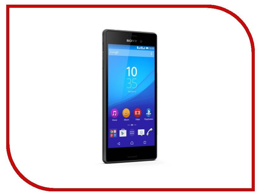 Сотовый телефон Sony E2333 Xperia M4 Aqua Dual LTE Black<br>