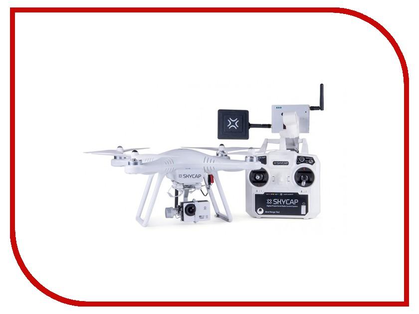 Квадрокоптер Pilotage Skycap RTF RC17260 радиоуправляемый квадрокоптер pilotage discovery 2 fpv rtf rc60706