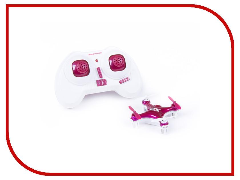 Квадрокоптер Pilotage Nano-X2 Pink RC17303<br>