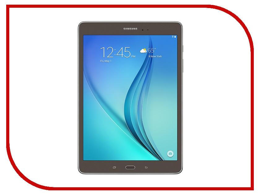 Планшет Samsung SM-T550 Galaxy Tab A 9.7 - 16Gb Wi-Fi Black SM-T550NZKASER Quad Core 1.2 GHz/1536Mb/16Gb/Wi-Fi/Bluetooth/Cam/9.7/1024x768/Android<br>
