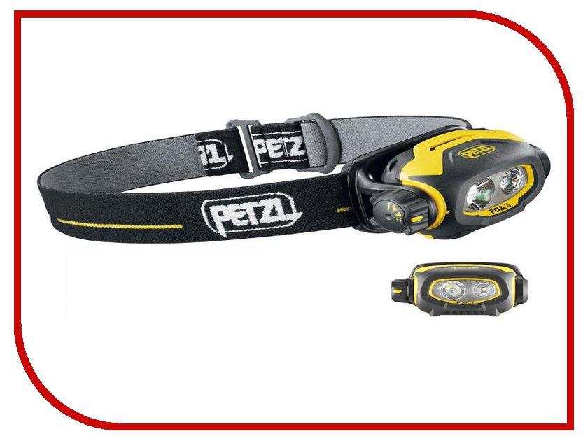 Фонарь Petzl Pixa 3 E78CHB2 petzl rocpecker p26