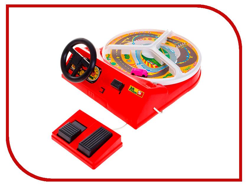 Настольная игра ОмЗЭТ За рулем-5 480749 настольная игра омзэт хоккей электронный 10214 нио
