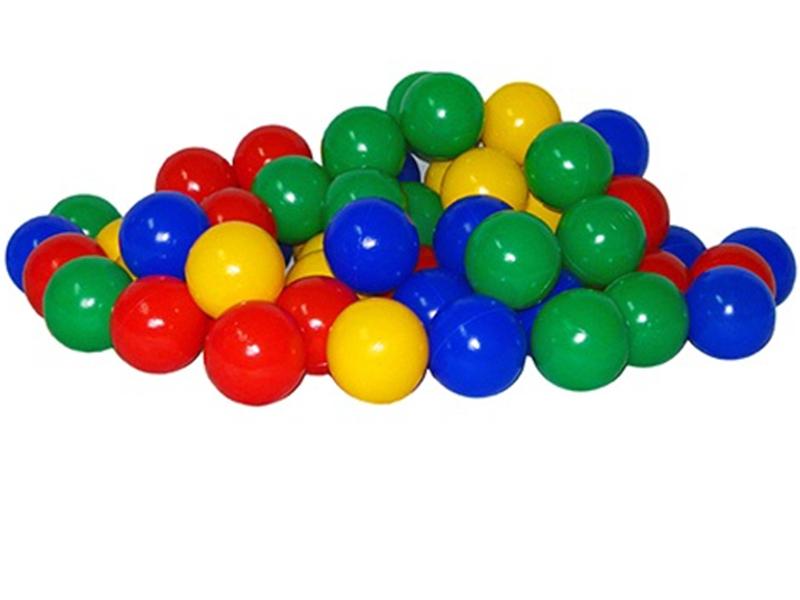 Игровой центр Юг-Пласт Набор шариков 100шт 8см 2014