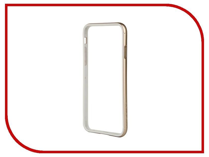 Аксессуар Чехол-бампер Itskins Heat для iPhone 6 Gold APH6-NHEAT-GOLD<br>