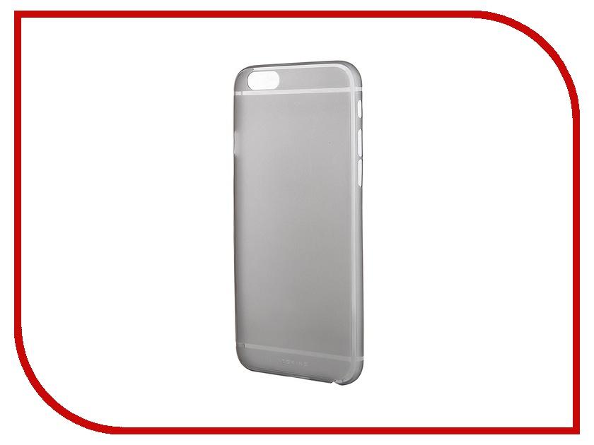 Аксессуар Чехол Itskins Zero 360 для iPhone 6 Black<br>