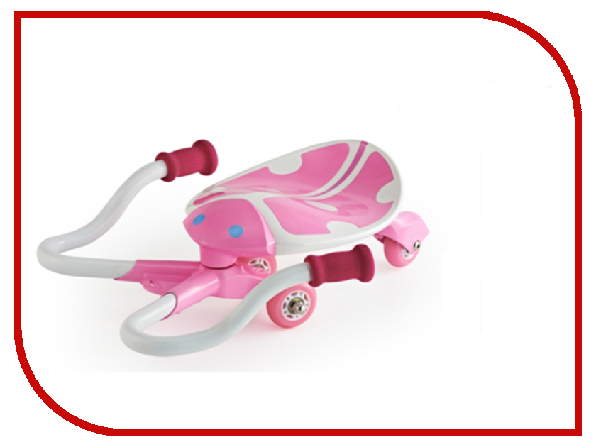 Беговел JD Bug TC-60 Kidz Swayer Mini Pink<br>