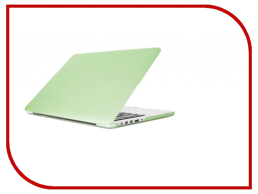 Аксессуар Чехол Moshi для Macbook Pro Retina 13.0 Green 99MO071611