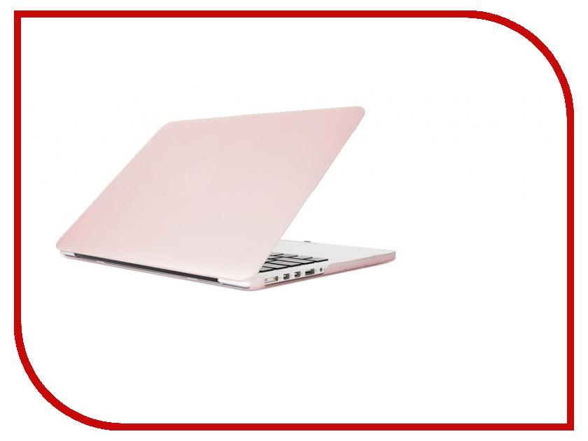 Аксессуар Чехол Moshi для Macbook Pro Retina 13.0 Pink Champagne 99MO071301