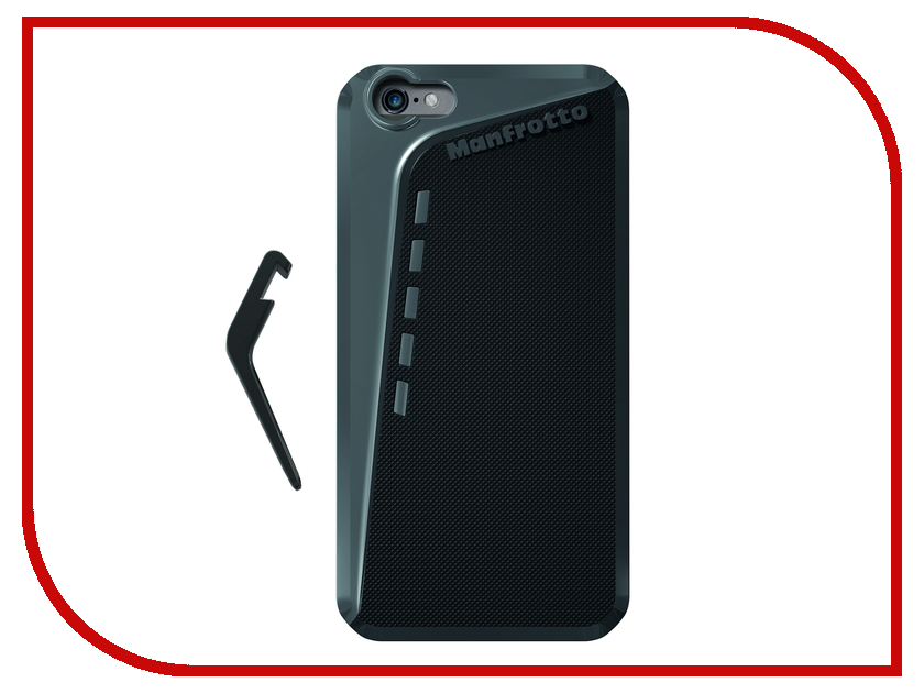 Аксессуар Чехол Manfrotto для iPhone 6 Plus Black MCKLYP6P-BK<br>