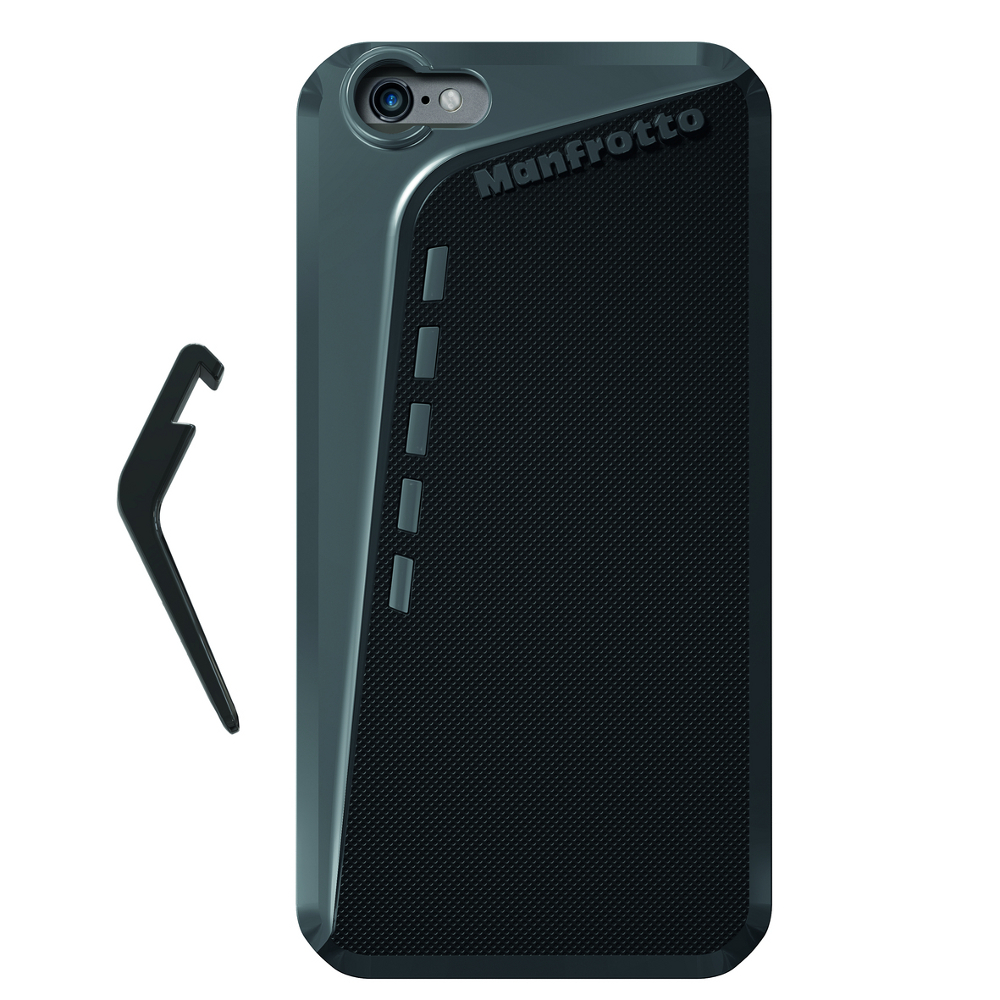 Аксессуар Чехол Manfrotto для iPhone 6 Plus Black MCKLYP6P-BK<br>
