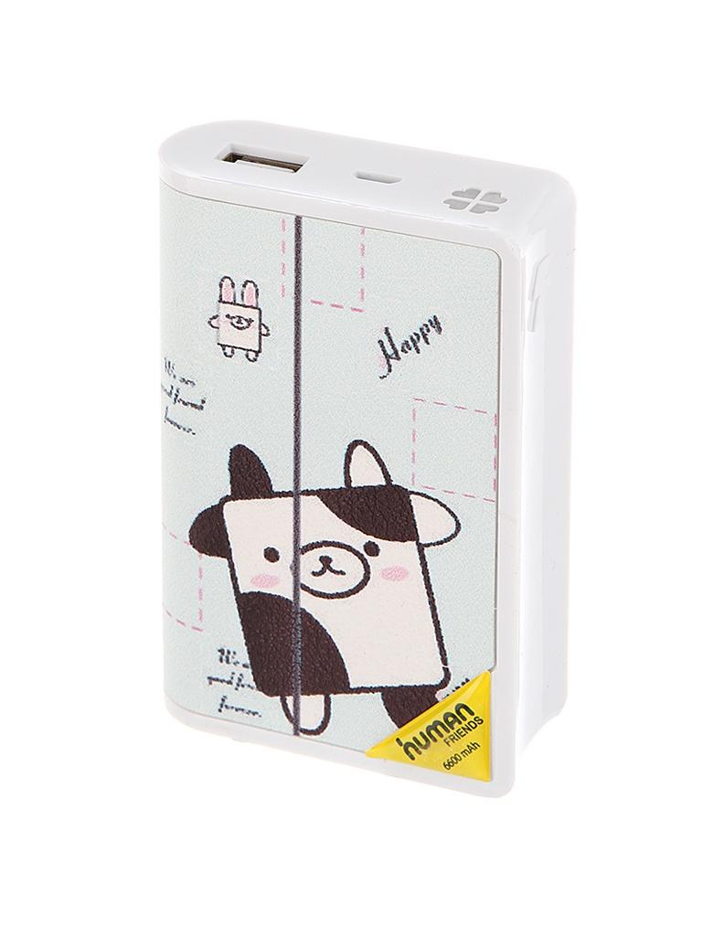 Аккумулятор CBR / Human Friends Power Bank Manga Puppy 6600 mAh