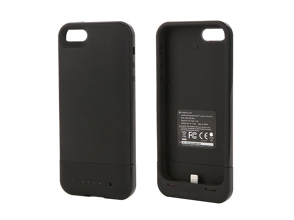 Аккумулятор Чехол-аккумулятор Fotololo 2000 mAh для iPhone 5S Black F-064