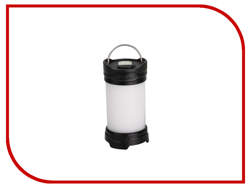 Фонарь Fenix CL25R Black fenix cl25r rechargeable lantern cl25rb фонарь black