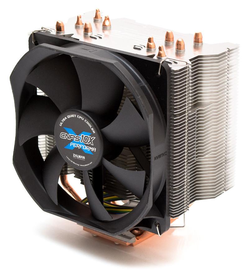 Кулер Zalman CNPS10X Performa+ (S775/S1150/1155/S1156/S1356/S1366/S2011/AM2/AM2+/AM3/AM3+/FM1/FM2/FM2+) недорго, оригинальная цена