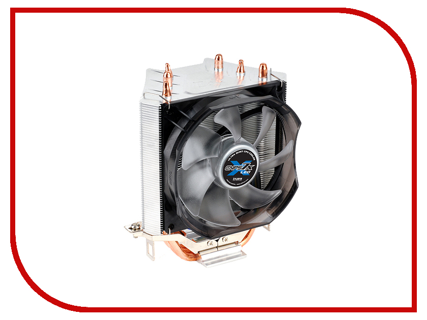 ����� Zalman CNPS7X LED+ (Socket 2011/1156/1366/775/FM2/FM1/AM3/AM2/939/940)