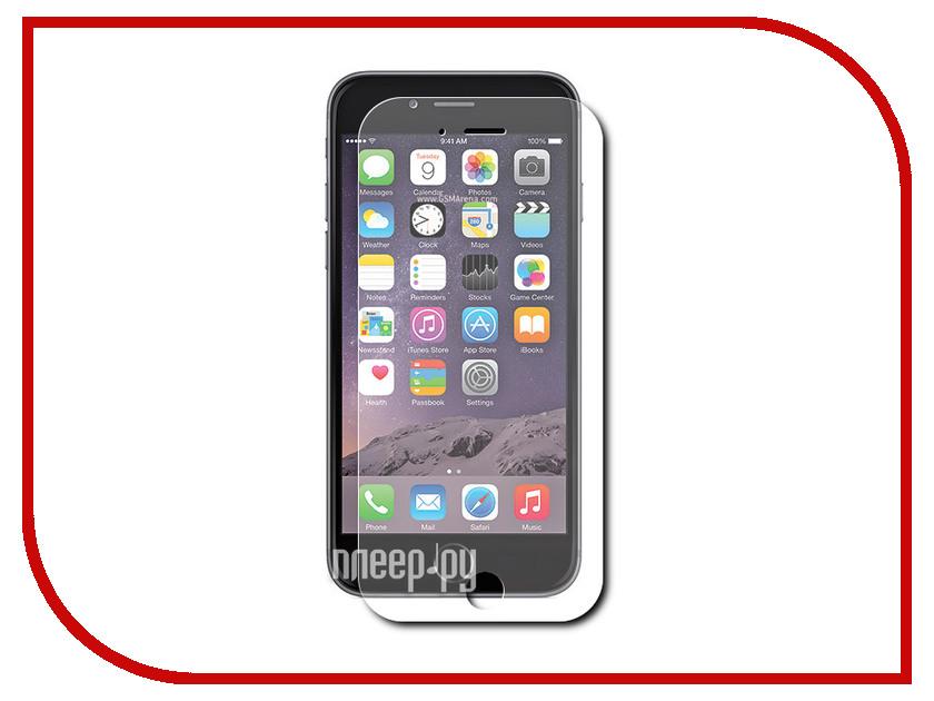 где купить  Аксессуар Защитная пленка Nillkin для iPhone 6 Plus бронированная  дешево