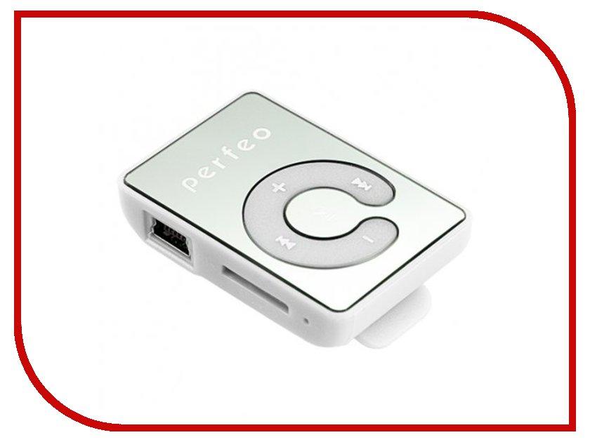 Плеер Perfeo Music Clip Color VI-M003 White vi 264 cu vi 264 eu