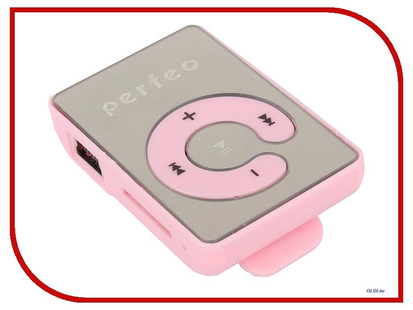 Плеер Perfeo Music Clip Color VI-M003 Pink