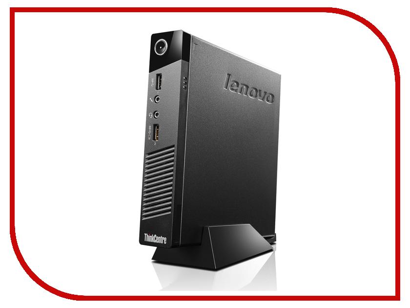 Неттоп Lenovo ThinkCentre M53 Tiny 10DE001NRU Intel Celeron J1800 2.41 GHz/2048Mb/500Gb/no DVD/Intel HD Graphics/Wi-Fi/Bluetooth/Windows 8.1<br>