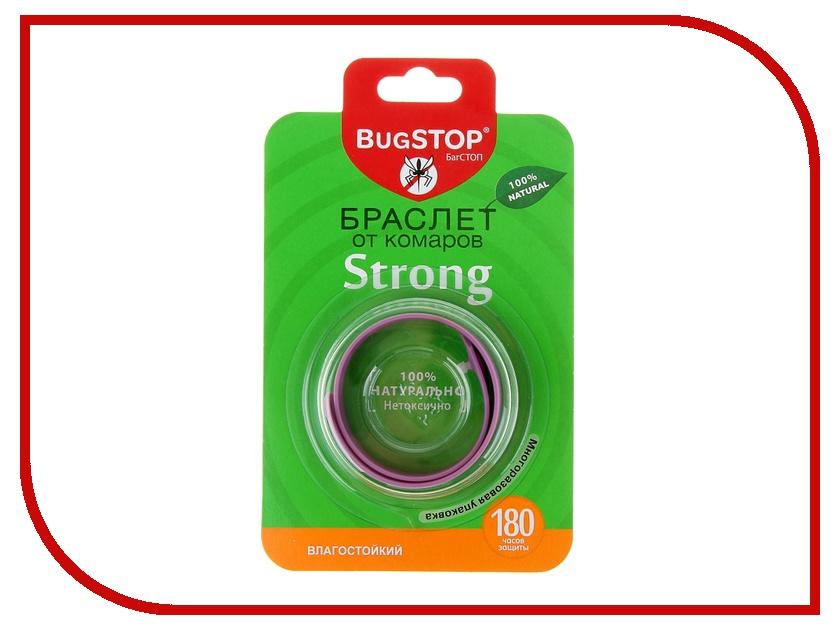 Средство защиты от комаров BugSTOP STRONG 843539