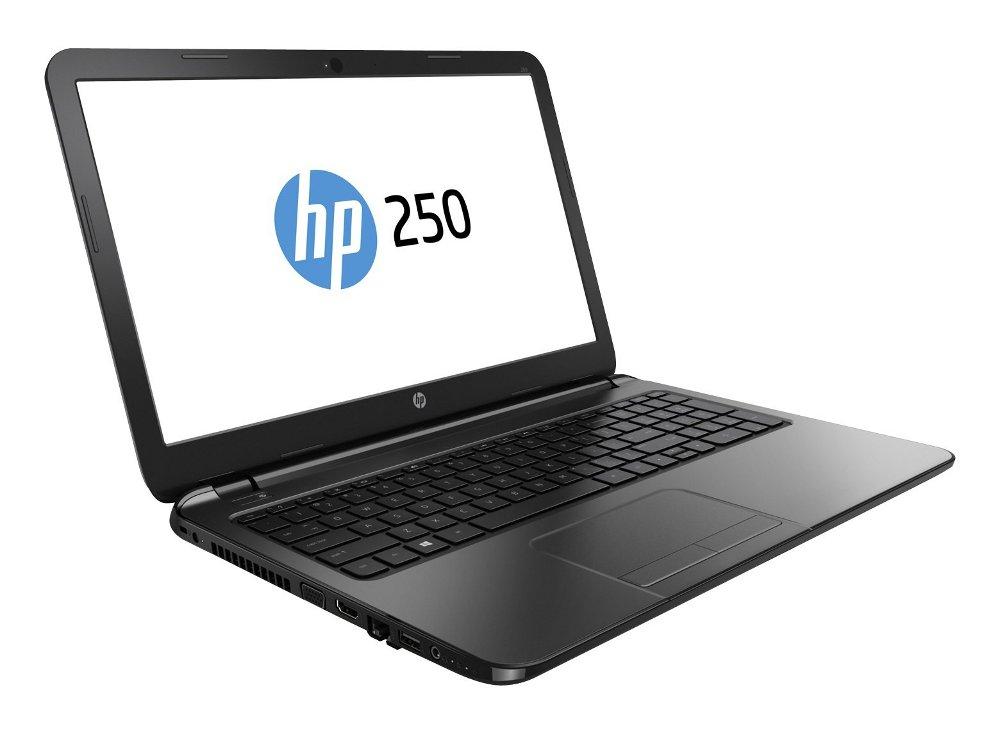 Ноутбук HP 250 G3 L7Z45EA Intel Celeron N2840 2.16 GHz/2048Mb/500Gb/DVD-RW/Intel HD Graphics/Wi-Fi/Bluetooth/Cam/15.6/1366x768/Windows 8.1 64-bit<br>
