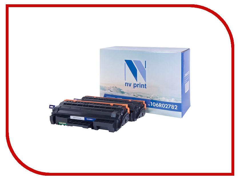 Картридж NV Print 106R02782 Black для Phaser 3052/3260/WC 3215/3225 (6000k) 2шт картридж nv print 106r02782 black для phaser 3052 3260 wc 3215 3225 6000k 2шт