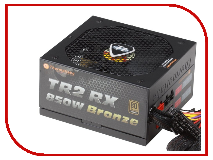 Блок питания Thermaltake TR2 RX 850W TRX-850MPCEU-A