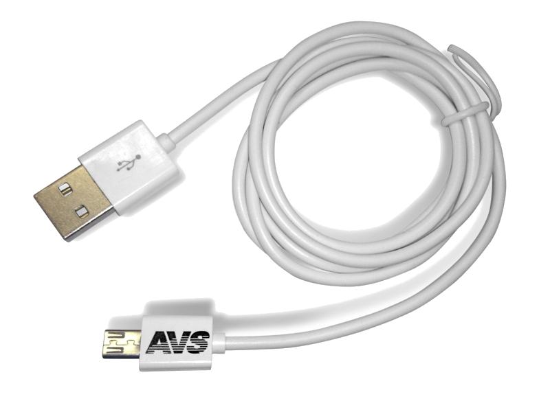 Аксессуар AVS micro USB 1m MR-311 A78044S