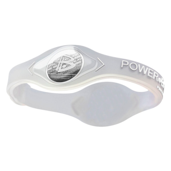 Браслет POWER BALANCE XS Core Transparent/White<br>
