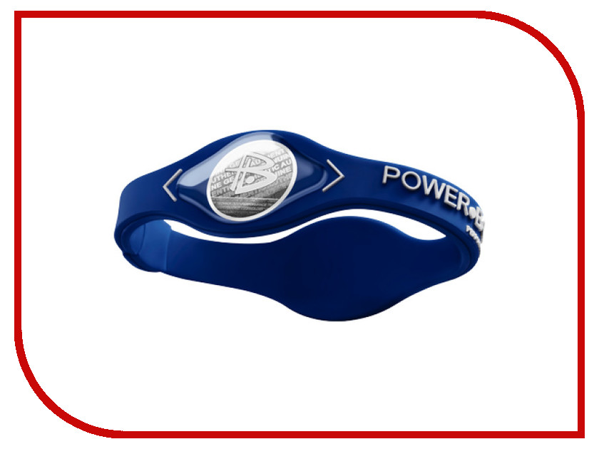 Браслет POWER BALANCE S Core Blue/White<br>