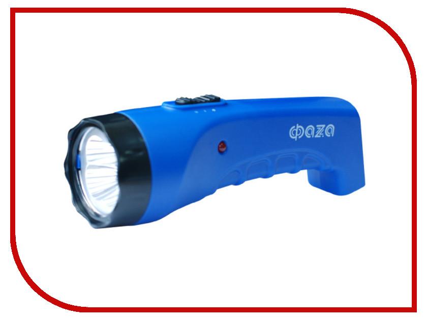 Фонарь ФАZА AccuF2-L04 Blue