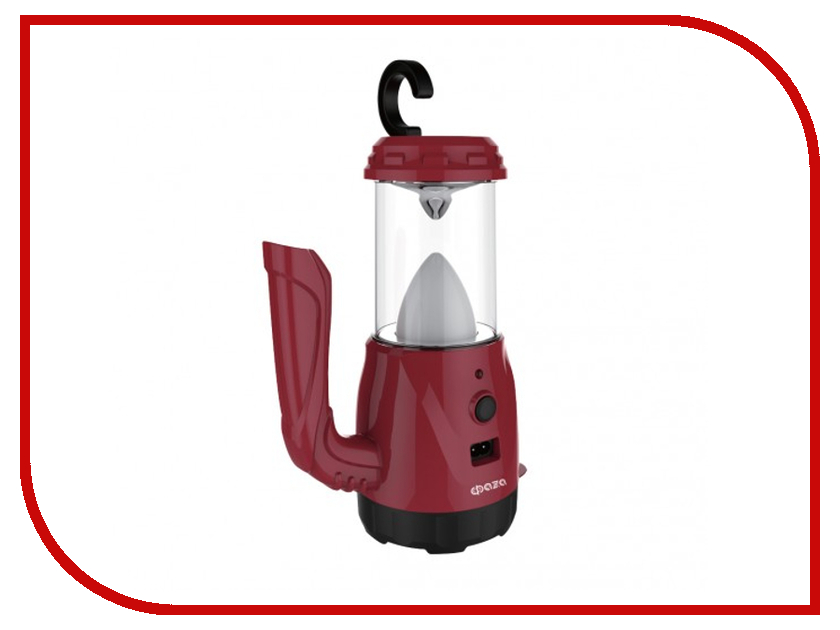 Фонарь ФАZА AccuF5-L3W/L16 Red<br>