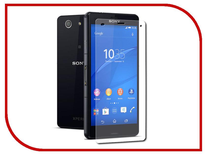 Аксессуар Защитное стекло Sony Xperia Z3+ Compact Solomon
