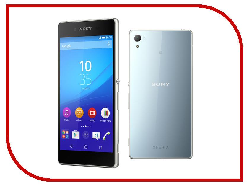 Сотовый телефон Sony E6553 Xperia Z3+ Aqua Green<br>