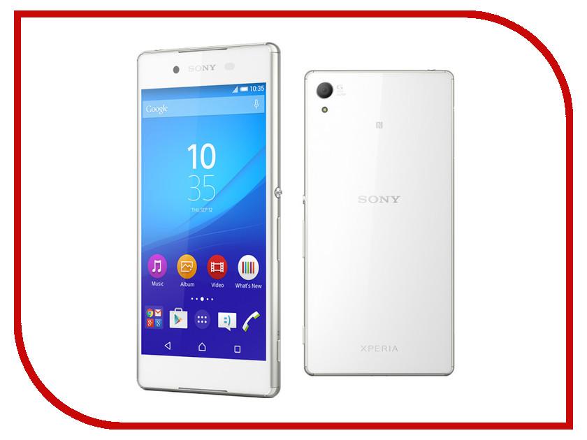 Сотовый телефон Sony E6553 Xperia Z3+ White