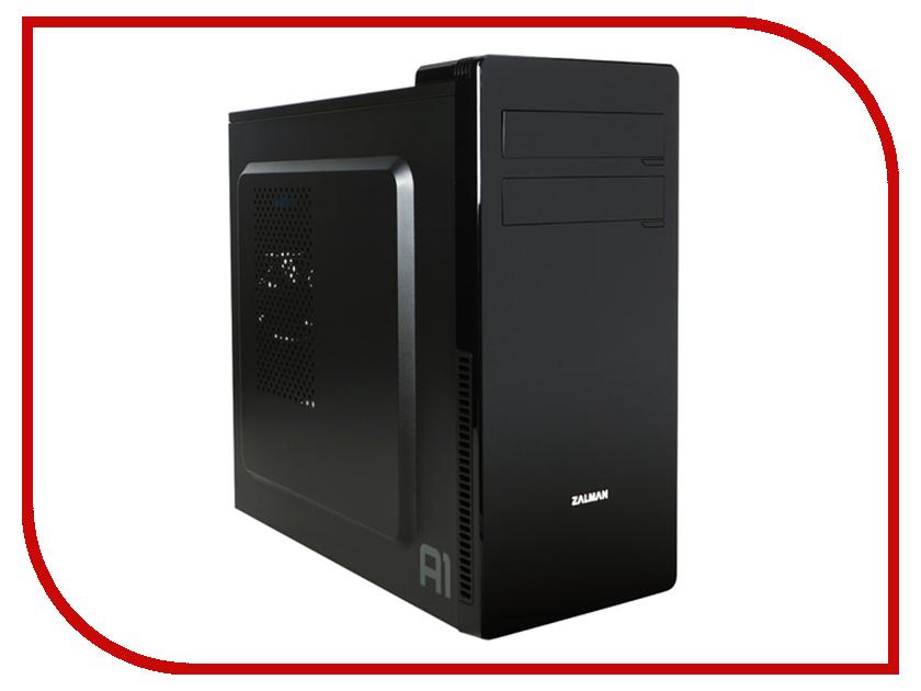 Корпус Zalman Mini Tower ZM-A1 Black