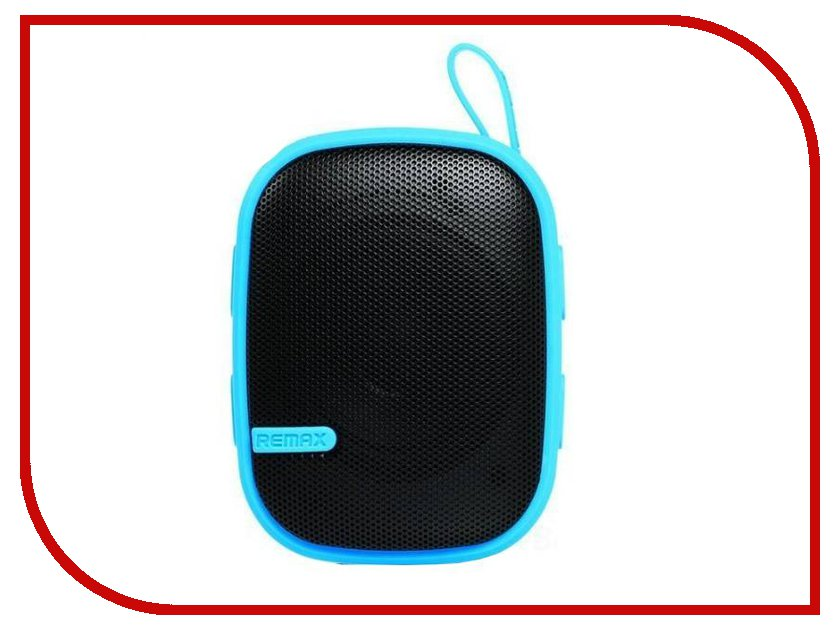 Колонка Remax X2 Mini Speaker Blue RM-000121