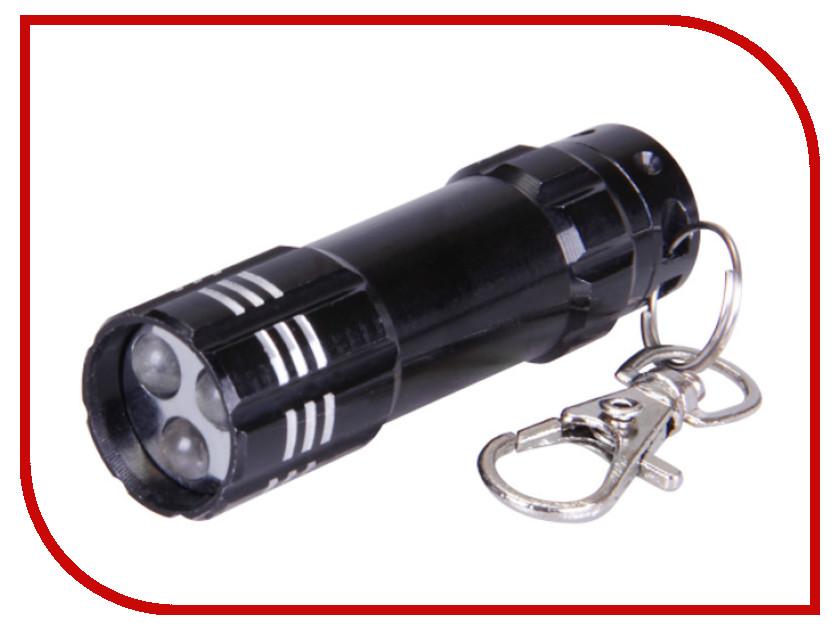 Фонарь ФАZА K2-L3+3LR44 Black